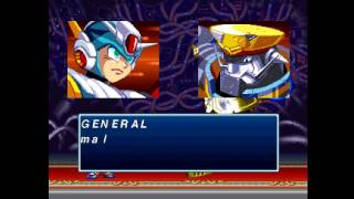 Mega Man X4 Let's Play [X 4/5] 100% Playthrough