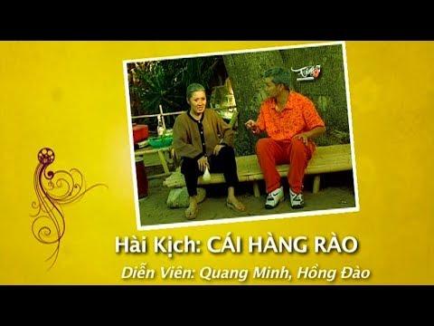 Hài Kịch Hải Ngoại: Cái Hàng Rào | Phim Hài Quang Minh – Hồng Đào