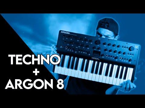 [ Plug n Play ] Je crée une prod Techno dans le style Amélie LENS avec le Modal Argon 8