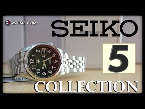 SEIKO 5 Unboxing - The Best Dress Watch You MUST BUY