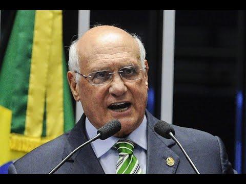 Lasier apoia intervenção e vê necessidade de orçamento continuado para a segurança do Rio