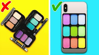 CREATIVE PHONE CASE DECOR IDEAS || 5-Minute Ideas to Upgrade Your Phone Case!