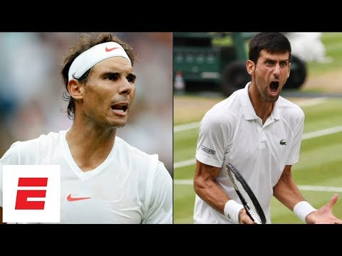 Wimbledon 2018 Highlights: Novak Djokovic beats Rafael Nadal in epic 2day semifinal  ESPN