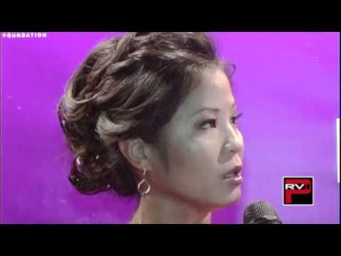 Karin Anna Cheung at the SDAFF Gala Awards Dinner