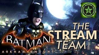 Batman: Arkham Knight Gameplay – The Stream Team (Twitch Highlights)