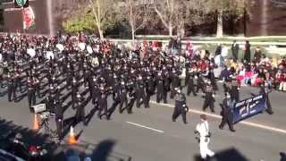 Legacy HS Lightning Marching Band - 2015 Pasadena Rose Parade