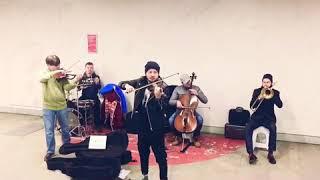 Музыканты Метро Yasha Mulerman😍Те самые БАНДИТЫ