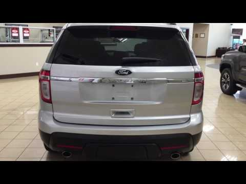 2013 Ford Explorer | Sherwood Park Toyota Scion