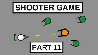 Scratch Tutorial: How to Make a Shooter Game (Part 11)