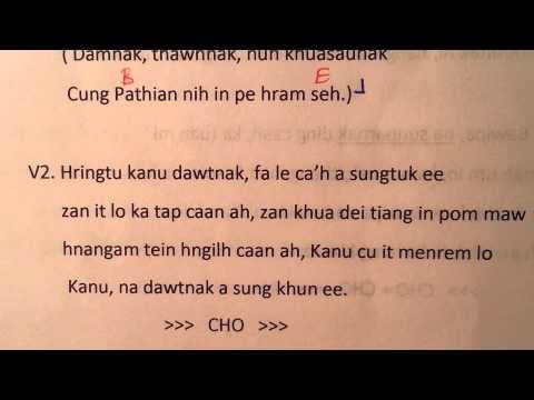 Kanu Dawtnak Sung- karaoke 2015 hla thar