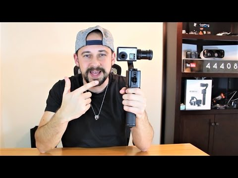 REMOVU S1 Review GoPro Gimbal