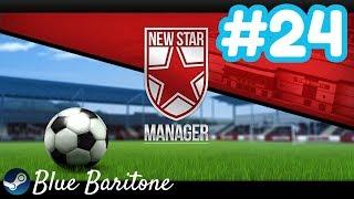 NEW STAR MANAGER , MUHTEŞEM KOMPLE FUTBOL DENEYİMİ , Türkçe , Bölüm 24 , Eğlenceli Oyun Videosu