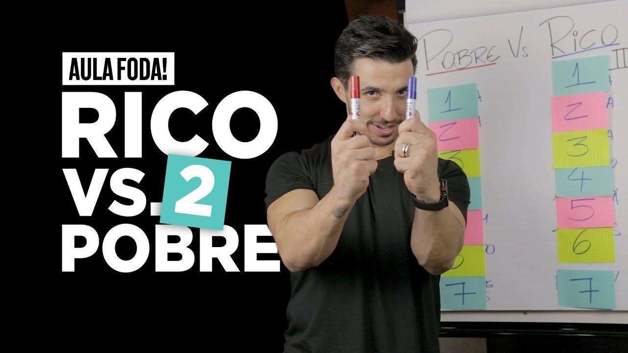 7 Hábitos de Ricos vs. Pobre II - AULA FOD* - Caio Carneiro