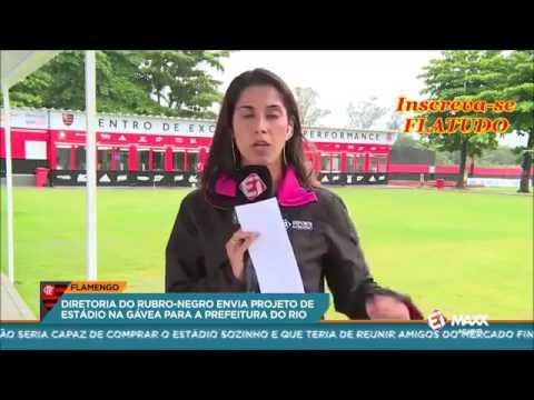 Diretoria do Flamengo envia Projeto de Estádio na Gávea para 20 Mil Pessoas | Conexão EI |