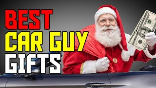 5 Best gifts For car guys under 25 Bucks!