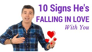 signs he falling in love 10 Signs He's Falling in Love With You
