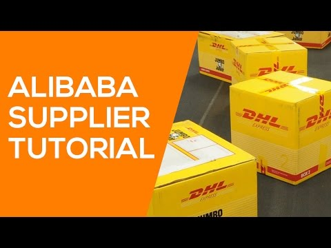 How to Find a Supplier on Alibaba & Find a Chinese Manufacturer