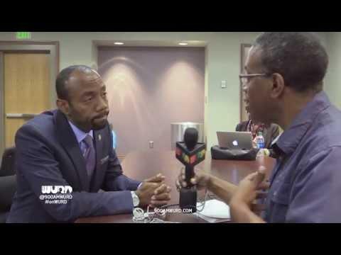 WURD Interviews NAACP President Cornell Williams Brooks