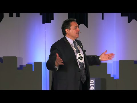 Driving change for the future of Indigenous peoples | National Chief Perry Bellegarde | TEDxKanata