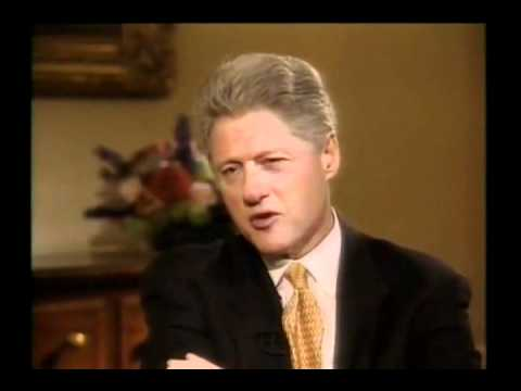 Subprime Disaster - President Clinton Takes Credit for Community Reinvestment Act Loans
