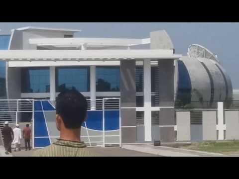 Bangabandhu Satellite Ground Station Gazipur