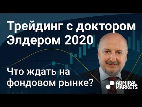 Доктор Элдер  2020 про кризис / дейтрейдинг / фондовый рынок.  Запись вебинары от 28 мая