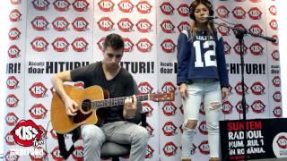 Repeat youtube video Sore - Sore - Dor sa-ti fie dor [live @ KissFM]