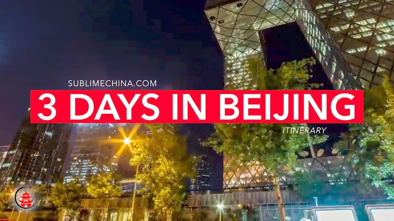 Splendid 3 Days in Beijing   Beijing Itinerary & Tour Suggestion
