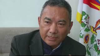 流亡藏人祝贺台湾总统蔡英文胜选连任
