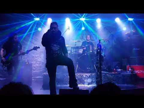 Saratoga concierto completo en Málaga el 9-12-17.