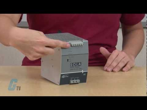 Sola HD SDN-C Series Switching Power Supplies Review