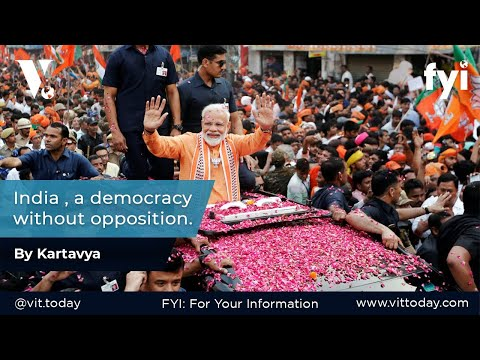 India- A Democracy without an Opposition | FYI Episode- 3 - YouTube
