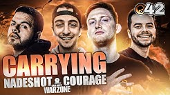 CLOAKZY & SCUMP CARRY NADESHOT & COURAGEJD (THE ENDING IS NUTS)