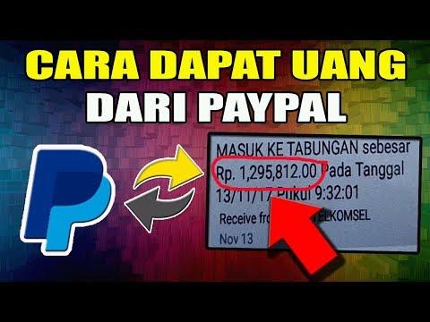 CARA MENCAIRKAN UANG DARI PAYPAL KE BANK LOKAL INDONESIA | EKSPERIMEN $100