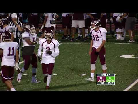 Game Replay: LaSalle Academy vs Bishop Hendricken (Rhode Island)