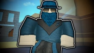 i have my own CUSTOM SKIN in this roblox game...