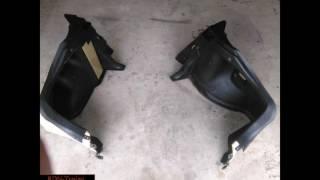 Mazda 323F - Ремонт та виготовлення порогів і бамперів. Виготовлення та встановлення сабвуфер.