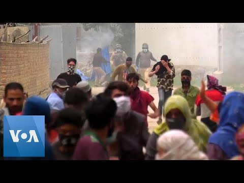Shooting in Kashmir Triggers Anti-Indian Clashes