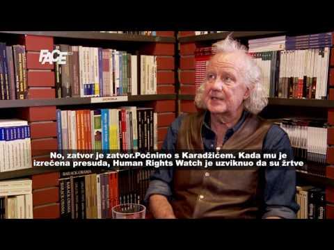 "Ed Vulliamy u BV-u: Omarska mi je postala srednje ime... Najteža riječi mi je ""nestali""..."