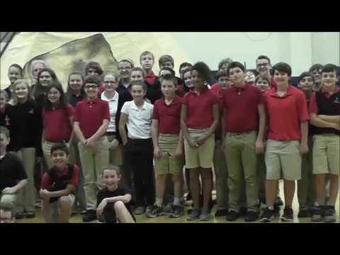DCC Students Enjoy Visit with Robin Moore - Storyteller