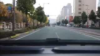 2014年12月31日朝9:00頃の松山市堀之内界隈の様子です。 大晦日ともあ...
