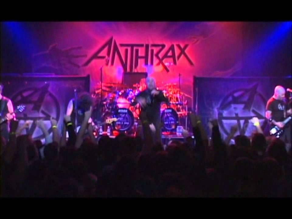 anthrax room for one more live youtube