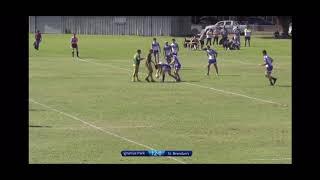 Cameron Bateup rugby league