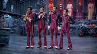 We Are Number One but every one turns the video into solid gold