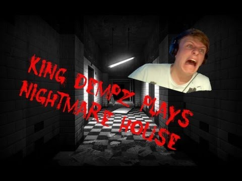 I AM THE DUKE OF THE NERDS - King Dempz Plays Nightmare House