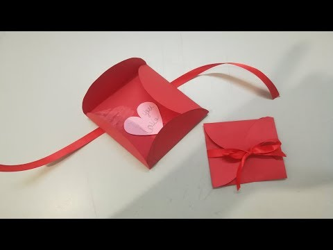 How to make a homemade greeting card | Valentine cards | diy card
