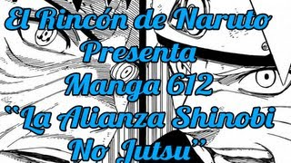 Review: Naruto Manga 612