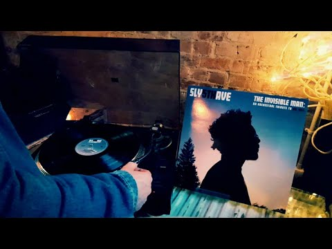 Sly5thAve - The Invisible Man: An Orchestral Tribute To Dr. Dre (Vinyl Drop)