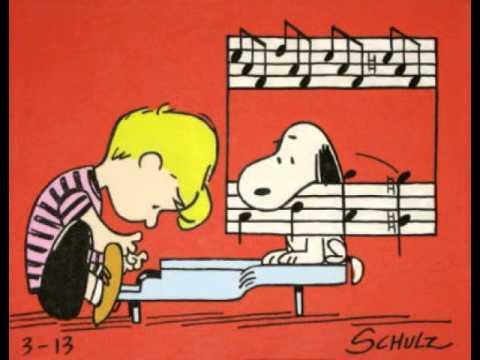 Linus & Lucy - Vince Guaraldi Trio