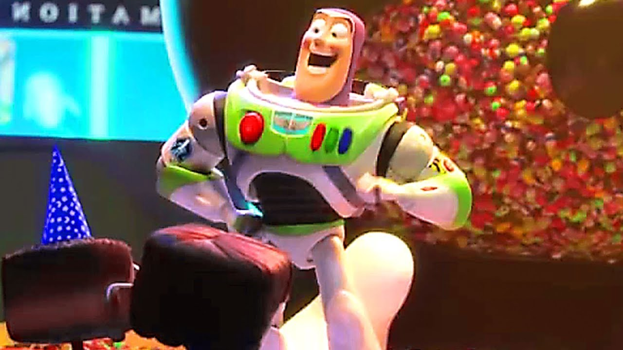 """WRECK IT RALPH 2 """"Special Toy Story 4 Look"""" Trailer ... Wreck It Ralph Trailer Toy Story"""